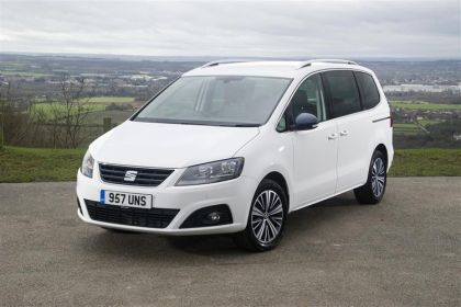 SEAT Alhambra MPV MPV 5Dr 1.4 TSI 150PS SE 5Dr Manual [Start Stop]