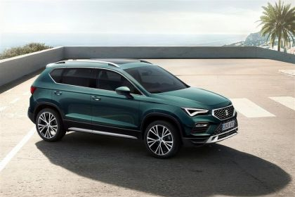 SEAT Ateca SUV SUV 4Drive 2.0 TSI 190PS XPERIENCE 5Dr DSG [Start Stop]