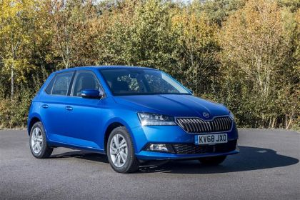 Skoda Fabia Hatchback Hatch 5Dr 1.0 TSi 95PS SE L 5Dr DSG [Start Stop]