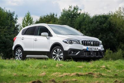 Suzuki S-Cross SUV SUV 1.4 Boosterjet MHEV 129PS SZ-T 5Dr Manual [Start Stop]