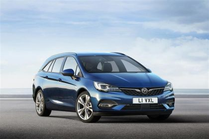 Vauxhall Astra Estate Sports Tourer 1.4 i Turbo 145PS SRi Nav 5Dr CVT [Start Stop]