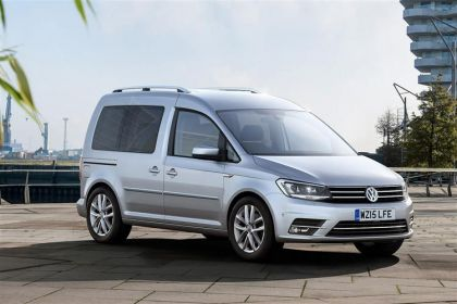 Lease Volkswagen Caddy car leasing