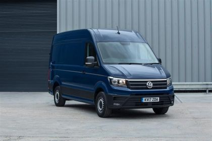 Volkswagen Crafter Chassis Cab CR35MWB FWD 2.0 TDI FWD 140PS Startline Business Chassis Double Cab Manual [Start Stop]
