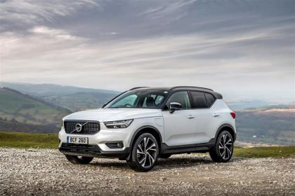 Volvo XC40 SUV SUV AWD 2.0 D3 150PS R DESIGN 5Dr Auto [Start Stop]