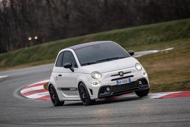 Abarth 595 C Cabrio 1.4 T-Jet 165PS Turismo 70th 2Dr Auto