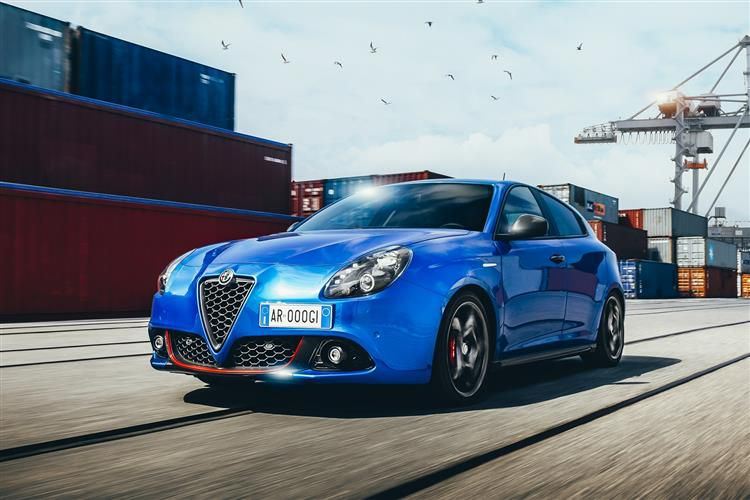 Alfa Romeo Giulietta Hatch 5Dr 1.6 JTDM-2 120PS Sprint 5Dr Manual [Start Stop]