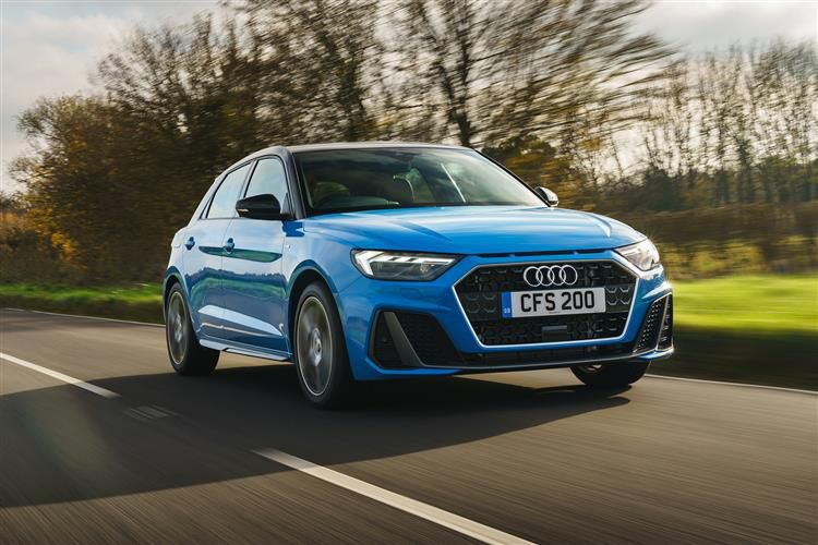 Audi A1 35 Citycarver 5Dr 1.5 TFSI 150PS  5Dr S Tronic [Start Stop] [Technology]