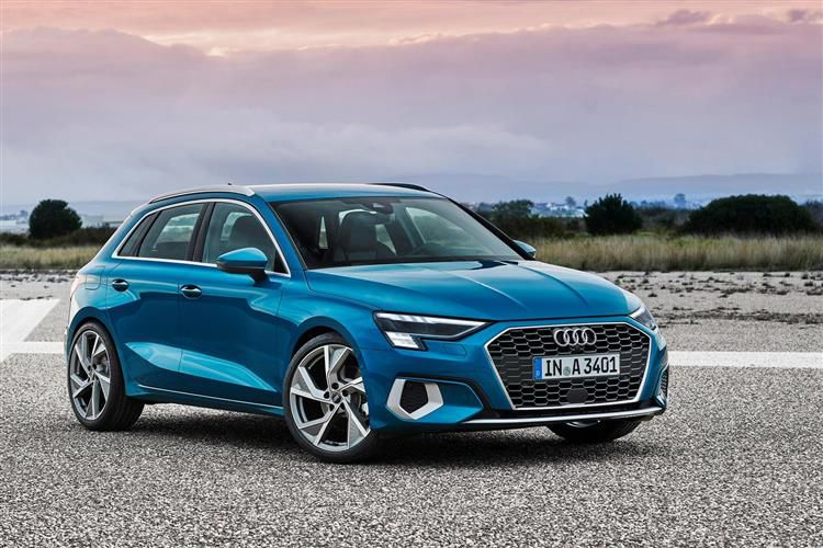Audi A3 30 Sportback 5Dr 1.0 TFSI 116PS Sport 5Dr Manual [Start Stop] [Technology]
