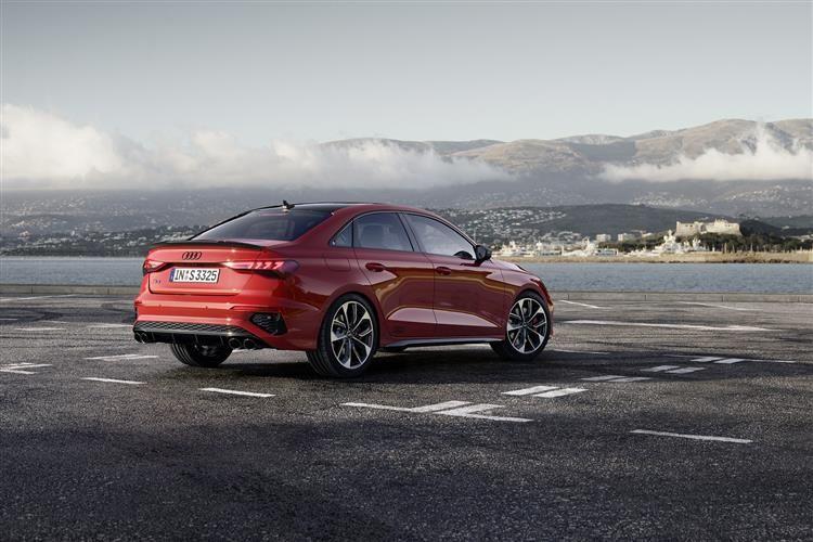 Audi A3 Saloon 30 Saloon 4Dr 1.0 TFSI 110PS Sport 4Dr ...