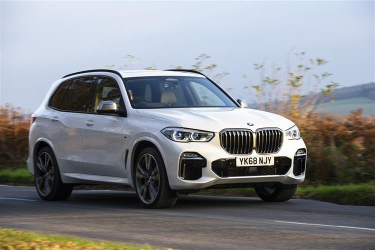 BMW X5 SUV xDrive40 SUV 3.0 i MHT 340PS xLine 5Dr Auto ...