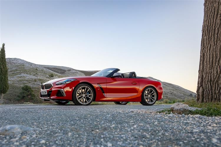 BMW Z4 M40 sDrive Convertible 3.0 i 340PS  2Dr Auto [Start Stop]