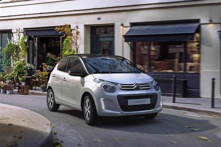 Citroen C1 Airscape 5Dr 1.0 VTi 72PS Feel 5Dr Manual [Start Stop]