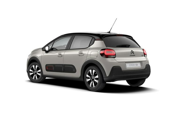 Citroen C3 Hatch 5Dr 1.2 PureTech 83PS Flair Plus 5Dr Manual [Start Stop]