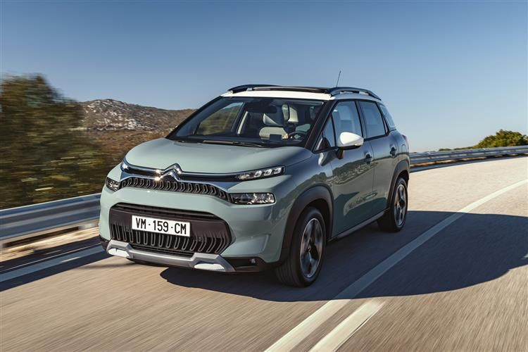 Citroen C3 Aircross SUV 1.5 BlueHDi 100PS Flair 5Dr Manual