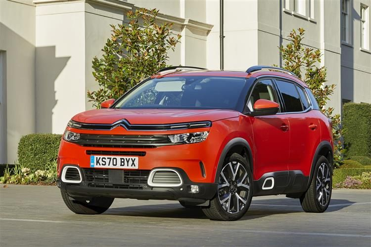 Citroen C5 Aircross SUV 1.6 PHEV 13.2kWh 225PS Shine Plus 5Dr e-EAT8 [Start Stop]
