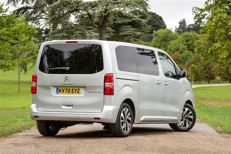 Citroen SpaceTourer M 5Dr 2.0 BlueHDi FWD 145PS Feel MPV EAT [Start Stop] [8Seat]
