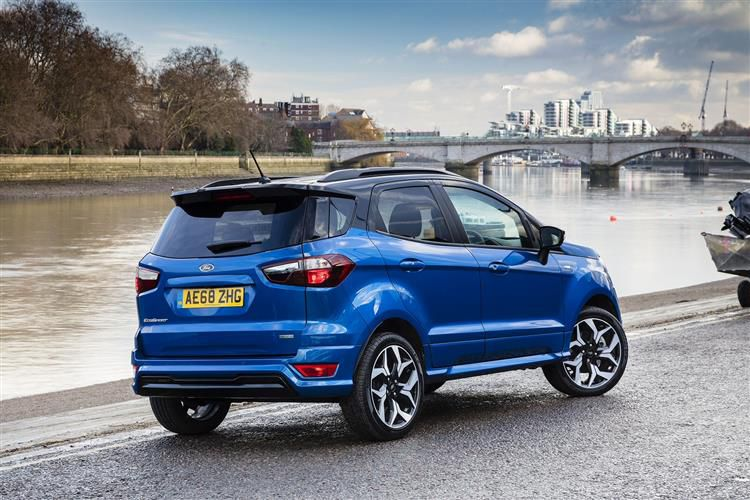 Ford EcoSport SUV 2WD 1.0 T EcoBoost 125PS Titanium 5Dr Manual [Start Stop]