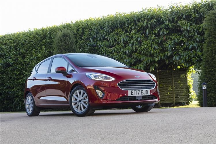 Ford Fiesta Hatch 3Dr 1.0 T EcoBoost 95PS ST-Line Edition 3Dr Manual [Start Stop]