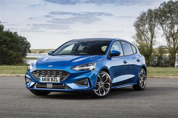 Ford Focus Hatch 5Dr 1.0 T EcoBoost MHEV 155PS ST-Line X Edition 5Dr Manual [Start Stop]