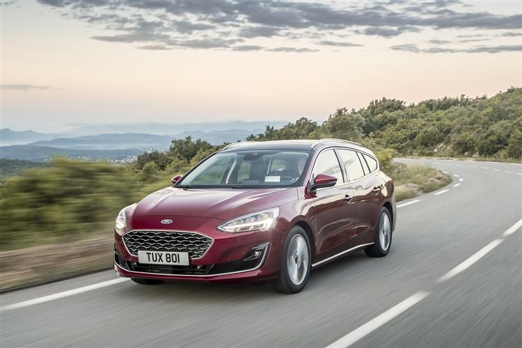 Ford Focus Estate 1.0 T EcoBoost MHEV 125PS ST-Line X Edition 5Dr Manual [Start Stop]