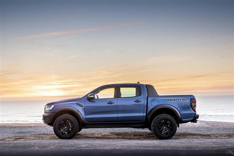 Ford Ranger PickUp Super Cab 4wd 2.0 EcoBlue 4WD 170PS XL Pickup Double Cab Manual [Start Stop]