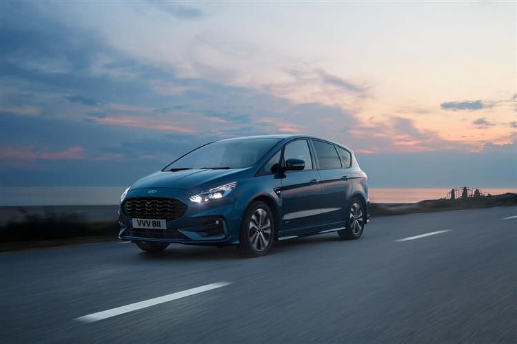 Ford S-MAX MPV 2.0 EcoBlue 150PS Titanium 5Dr Manual [Start Stop] [Lux]