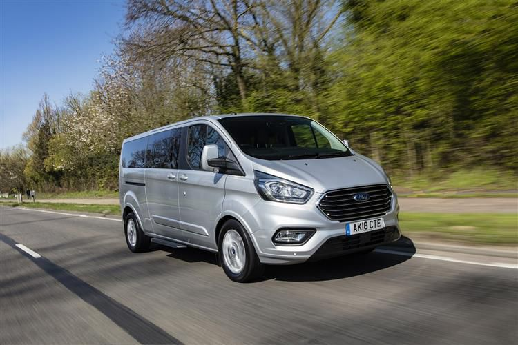 Ford Tourneo Custom 320 L2 M1 2.0 EcoBlue FWD 130PS Titanium Minibus Manual [Start Stop] [8Seat]