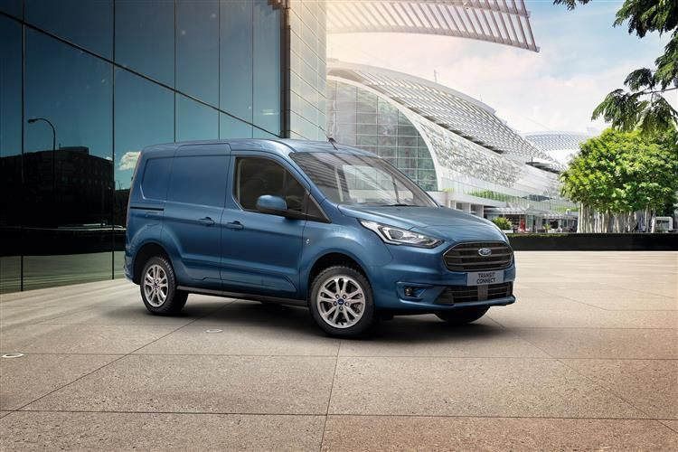 Ford Transit Connect 240 L2 1.5 EcoBlue FWD 120PS Active Van Manual [Start Stop]