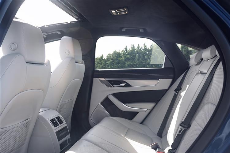 Jaguar XF Saloon Saloon AWD 2.0 i 300PS R-Dynamic HSE 4Dr ...