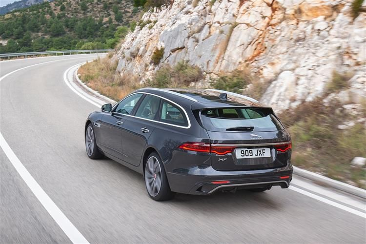 Jaguar XF Sportbrake 2.0 i 250PS R-Dynamic SE 5Dr Auto [Start Stop]