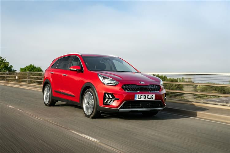 Kia Niro SUV 5Dr 1.6 h GDi 139PS 2 5Dr DCT [Start Stop]