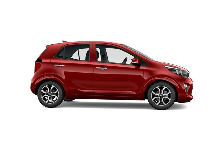 Kia Picanto Hatch 5Dr 1.0 MPi 66PS X-Line S 5Dr Manual [Start Stop]