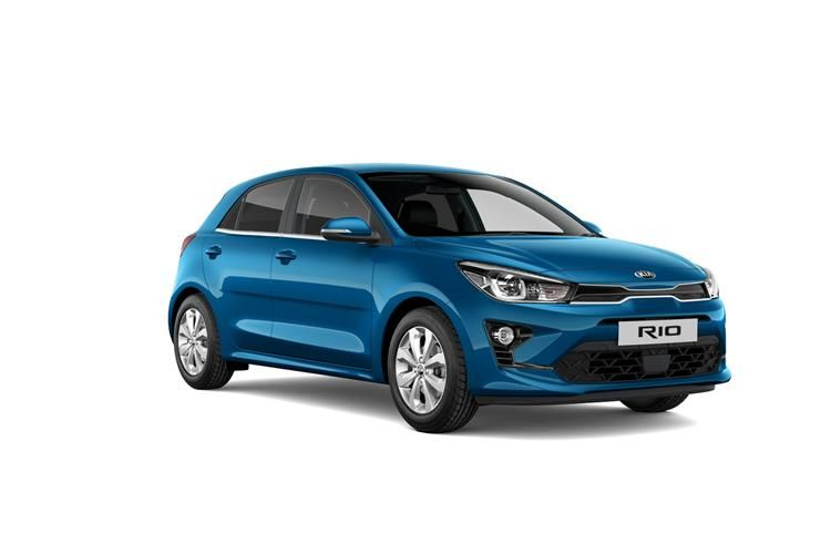 Kia Rio Hatch 5Dr 1.0 T-GDi MHEV 118PS 3 5Dr Manual [Start Stop]