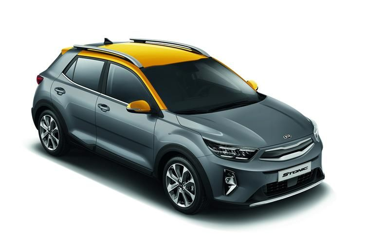 Kia Stonic SUV 5Dr 1.0 T-GDi MHEV 118PS GT Line S 5Dr Manual [Start Stop]