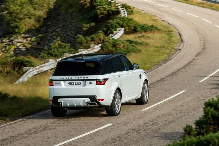Land Rover Range Rover Sport SUV 2.0 P400e PHEV 13.1kWh 404PS HSE 5Dr Auto [Start Stop] [5Seat]
