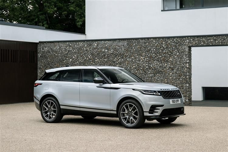 Land Rover Range Rover Velar SUV 5Dr 2.0 D MHEV 204PS R-Dynamic HSE 5Dr Auto [Start Stop]