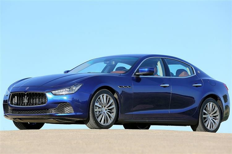 Maserati Ghibli Saloon 2.0 MHEV 330PS GranSport 4Dr ZF [Start Stop]