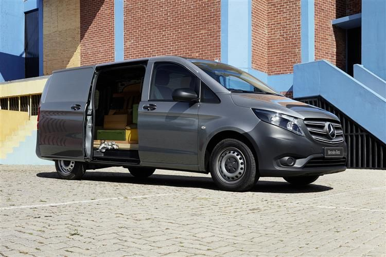 Mercedes-Benz Vito 110 L3 FWD 1.7 CDi FWD 102PS Progressive Crew Van Manual [Start Stop]