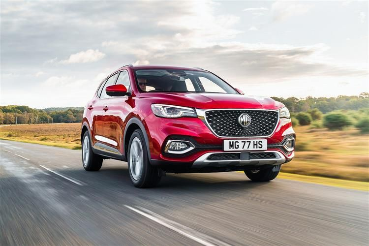 MG Motor UK MG HS SUV 1.5 T-GDI PiH 16.6 kWh 258PS Exclusive 5Dr Auto [Start Stop]