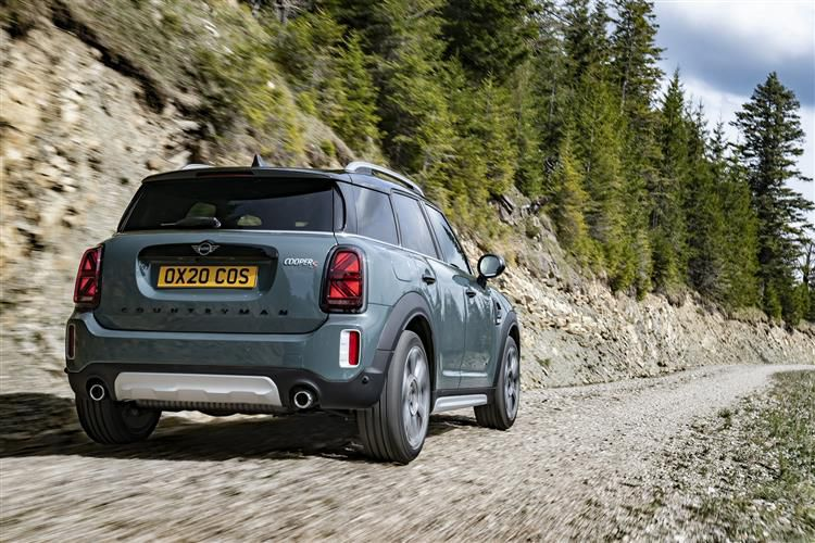 MINI Countryman John Cooper Works All4 2.0  306PS  5Dr Auto [Start Stop] [Nav Plus]