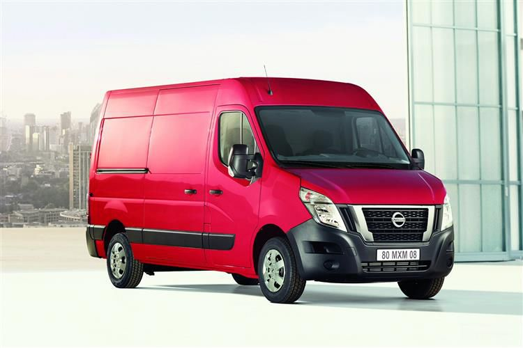 Nissan NV400 L3 35TW RWD 2.3 dCi DRW 145PS Acenta Tipper Double Cab Manual [Start Stop]