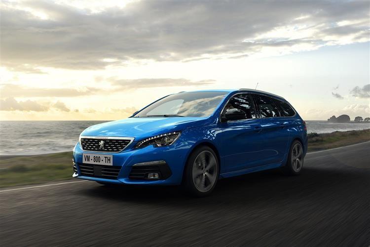 Peugeot 308 Estate SW 5Dr 1.5 BlueHDi 130PS Allure Premium ...