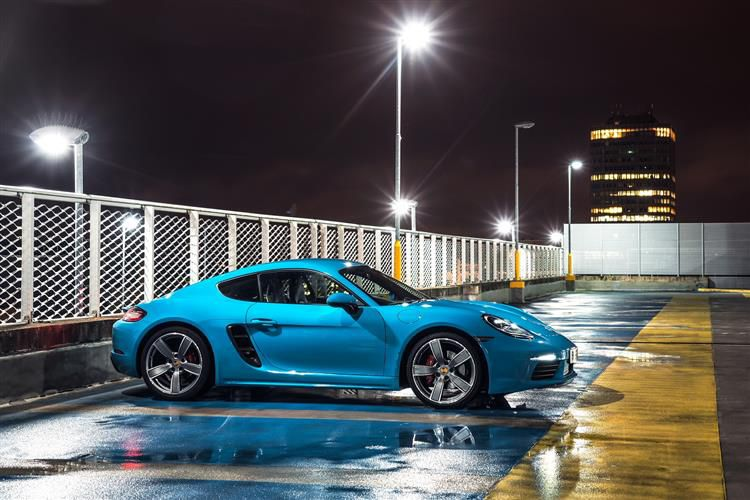 Porsche 718 Cayman Coupe 2.0 T 300PS T 2Dr PDK [Start Stop]