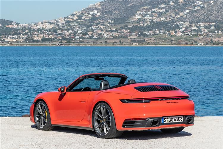 Porsche 911 Targa 4wd 3.0 T 450PS 4S Heritage Design Edition 2Dr Manual [Start Stop]