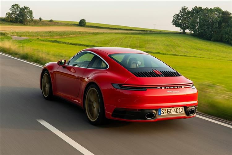Porsche 911 Coupe 4wd 3.0 T 385PS Carrera 4 2Dr PDK [Start Stop]