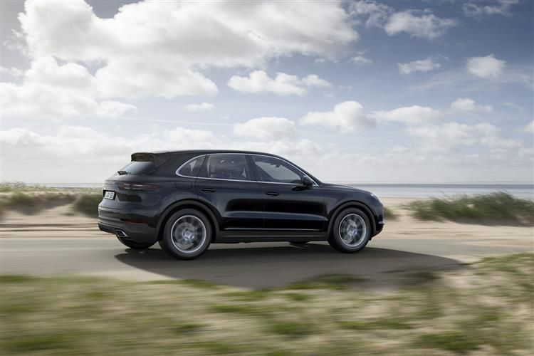 Porsche Cayenne SUV 4wd 4.0 T V8 550PS Turbo 5Dr Tiptronic [Start Stop]