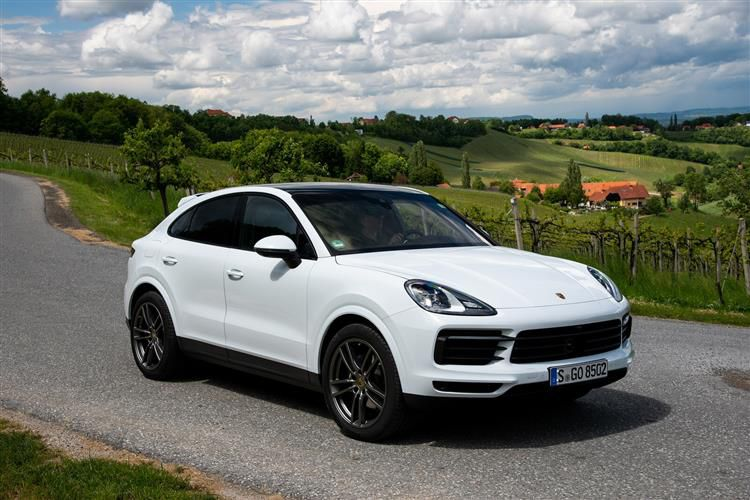 Porsche Cayenne Coupe 4wd 4.0 V8 PiH 14.1kWh 680PS Turbo S E-Hybrid 5Dr Tiptronic [Start Stop]
