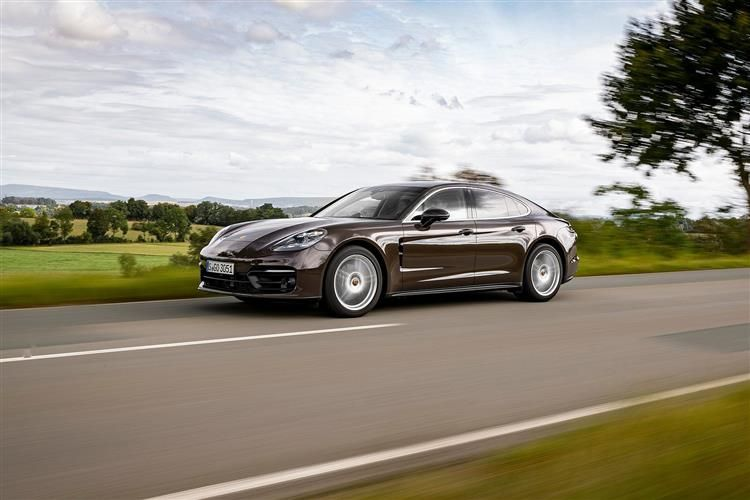 Porsche Panamera Saloon 4wd 4.0 V8 PiH 14kWh 680PS Turbo S E-Hybrid Executive 4Dr PDK [Start Stop]