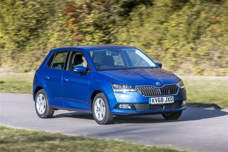 Skoda Fabia Hatch 5Dr 1.0  60PS Colour Edition 5Dr Manual [Start Stop]