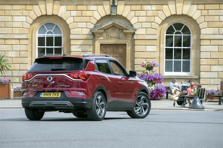 Ssangyong Korando SUV 5Dr 1.5  163PS ELX 5Dr Manual [Start Stop]